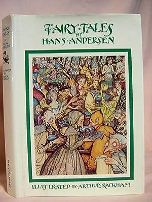 FAIRY TALES BY HANS ANDERSEN: Andersen, Hans Christian