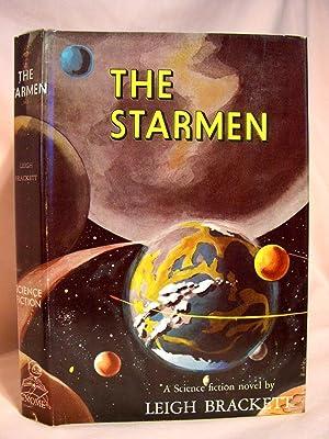 THE STARMEN: Brackett, Leigh
