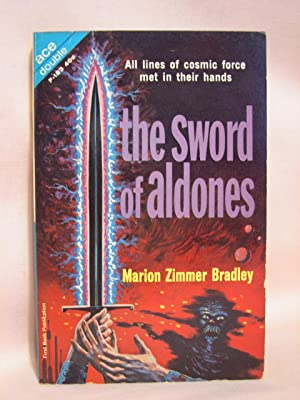 THE SWORD OF ALDONES, bound with THE PLANET SAVERS: Bradley, Marion Zimmer