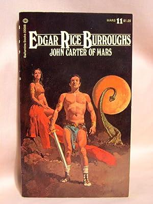 JOHN CARTER OF MARS: Burroughs, Edgar Rice.