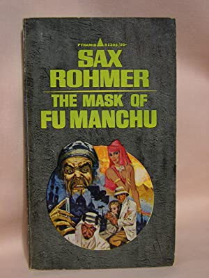 THE MASK OF FU MANCHU: Rohmer, Sax
