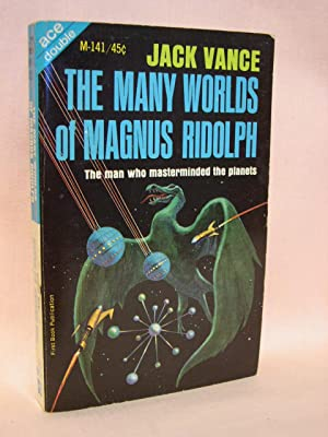 THE MANY WORLDS OF MAGNUS RIDOLPH, bound: Vance, Jack