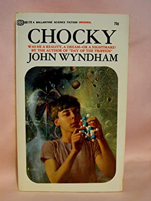 an analysis of the novel chocky by john wyndham By james wallace harris, friday, october 27, 2017 what makes for good storytelling how is a science fiction story different from other kinds of stories chocky, john wyndham's last novel published in 1968 is a story about a david and mary gore and their two children matthew and polly, living in england in what appears to be.
