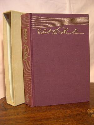 FRIDAY: Heinlein, Robert A.