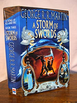 A STORM OF SWORDS: BOOK THREE OF: Martin, George R.R.