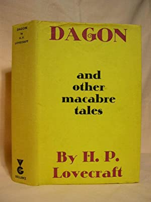 DAGON AND OTHER MACABRE TALES: Lovecraft, H.P.