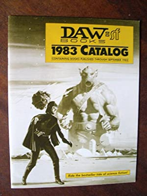 DAW BOOKS, 1983 CATALOG.