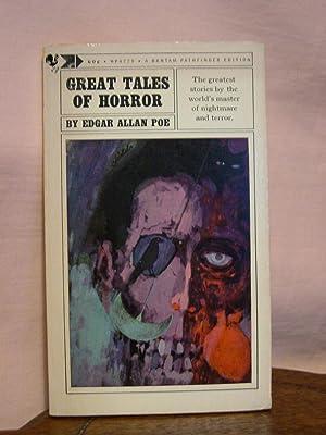 GREAT TALES OF HORROR: Poe, Edgar Allan
