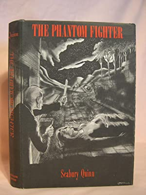 THE PHANTOM-FIGHTER: Quinn, Seabury