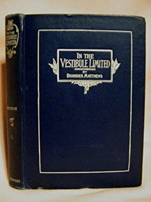 IN THE VESTIBULE LIMITED: Matthews, Brander