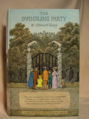 THE DWINDLING PARTY: Gorey, Edward