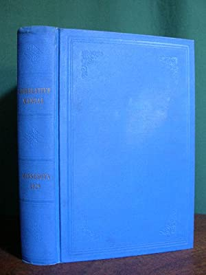 THE LEGISLATIVE MANUAL OF THE STATE OF MINNESOTA: COMPILED FOR THE LEGISLATURE OF 1929: Holm, Mike,...
