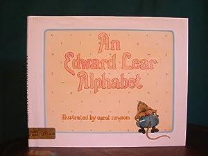 AN EDWARD LEAR ALPHABET: Lear, Edward