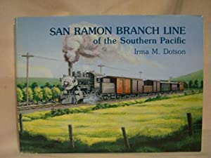 SAN RAMON BRANCH LINE OF THE SOUTHERN: Dotson, Irma M.