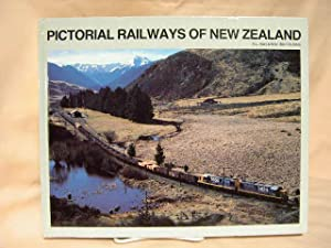 PICTORIAL RAILWAYS OF NEW ZEALAND: Cousins, K.L.(Ken) and M.W(Bill)