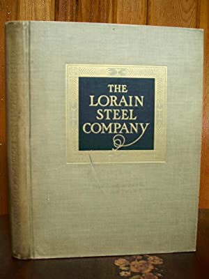 THE LORAIN STEEL COMPANY, CATALOGUE NUMBER 16, JUNE 1ST, 1910