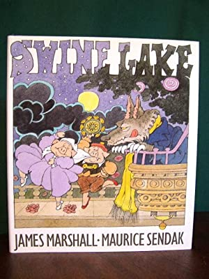 SWINE LAKE: Marshall, James