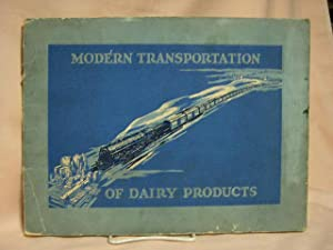 REFRIGERATOR MILK CARS: MODERN TRANSPORTATION OF DAIRY PRODUCTS, PATENTED, GLASS LINED, SEAMLESS