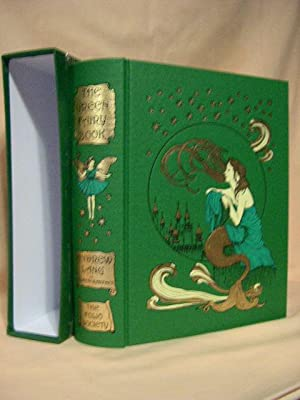 THE GREEN FAIRY BOOK: Lang, Andrew: editor