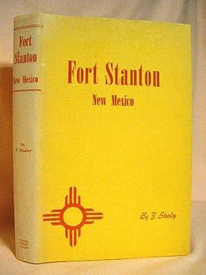 FORT STANTON: Stanley, F.