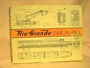 RIO GRANDE CAR PLANS: Wayner, Robert J.,