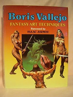 FANTASY ART TECHNIQUES: Vallejo, Boris