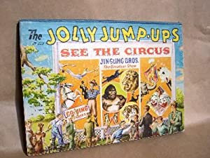THE JOLLY JUMP-UPS: SEE THE CIRCUS.: Clyne, Geraldine