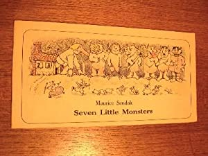 SEVEN LITTLE MONSTERS: Sendak, Maurice