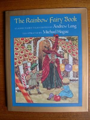 THE RAINBOW FAIRY BOOK: Lang, Andrew; editor