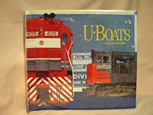 U-BOATS: McDonnell, Greg