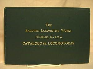 CATÁLOGO DE LOCOMOTORAS