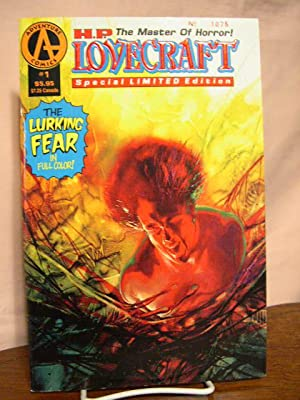 THE LURKING FEAR IN FULL COLOR! SPECIAL: Lovecraft, H.P.