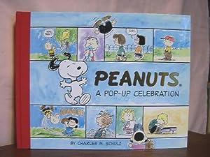 PEANUTS: A POP-UP CELEBRATION: Schulz,Charles M.