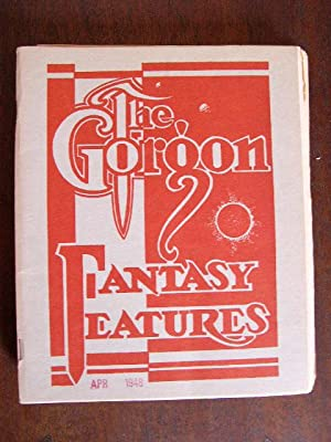THE GORGON, VOLUME ONE, NUMBER SEVEN, MARCH-APRIL, 1948: Mullen, Stanley, editor