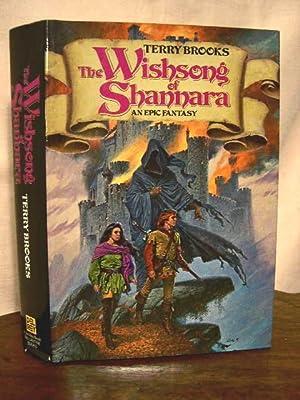 THE WISHSONG OF SHANNARA: Brooks, Terry