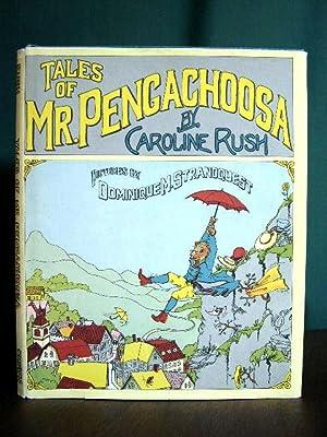 TALES OF MR.PENGACHOOSA: Rush, Caroline