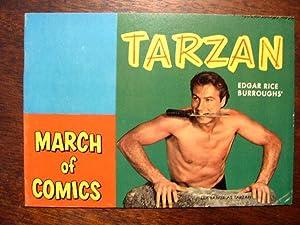 TARZAN AND THE DEATH SPELL.: Burroughs, Edgar Rice.