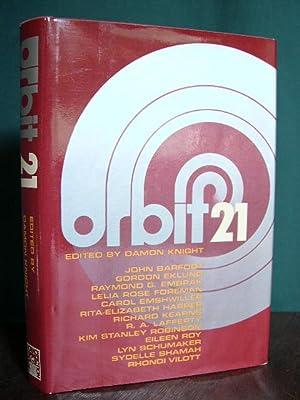 ORBIT 21: Knight, Damon, editor