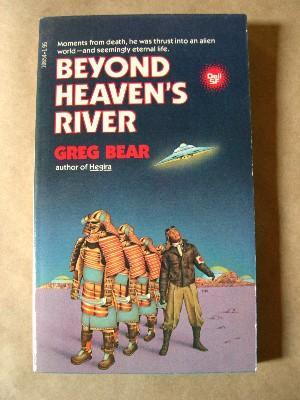 BEYOND HEAVEN'S RIVER: Bear, Greg