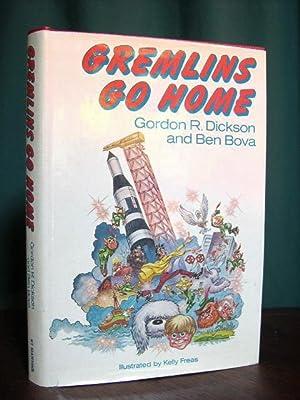 GREMLINS GO HOME: Bova, Ben, and Gordon R. Dickson
