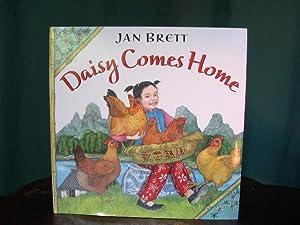 DAISY COMES HOME: Brett, Jan.
