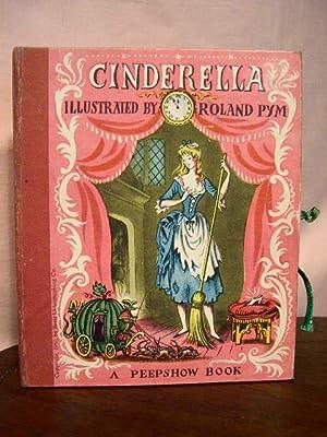 CINDERELLA: A PEEPSHOW BOOK.