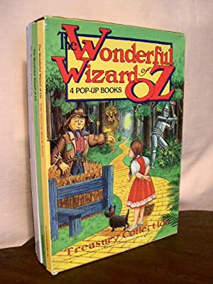 THE WONDERFUL WIZARD OF OZ: 4 POP-UP BOOKS