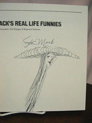 STAN MACK'S REAL LIFE FUNNIES. GAURANTEE: ALL DIALOGUE IS REPORTED VERBATIM: Mack, Stan