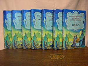 THE WITCH WORLD NOVELS OF ANDRE NORTON, BOOKS 1 THRU 7 (Witch Word, Web of the Witch World, Year of...