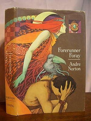 FORERUNNER FORAY: Norton, Andre