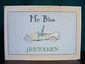 MR. BLISS.: Tolkien, J.R.R.