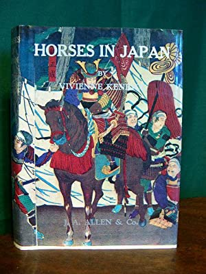 HORSES IN JAPAN: Kenrick, Vivienne