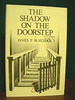 THE SHADOW ON THE DOORSTEP, bound with TRILOBYTE by Edward Bryant: Blaylock, James P., and Edward ...