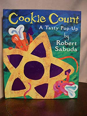 COOKIE COUNT, A TASTY POP-UP: Sabuda, Robert